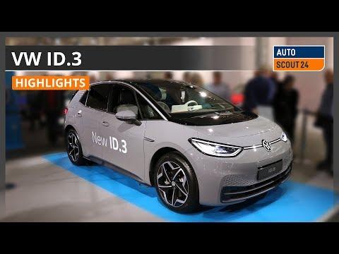 VW ID.3 - Highlights von der Auto Zürich 2019