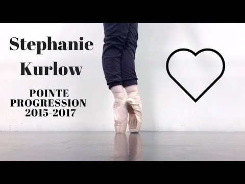 Stephanie Kurlow | Pointe Progression 2015-2017