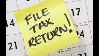 When Are Taxes Actually Due This Year? 2018!