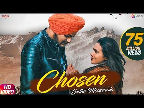 Sidhu Moose Wala - Chosen (Full Song) Sunny Malton