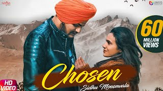Chosen – Sidhu Moose Wala