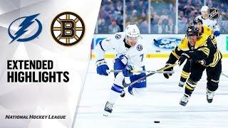 Tampa Bay Lightning vs Boston Bruins Oct 17, 2019 HIGHLIGHTS HD
