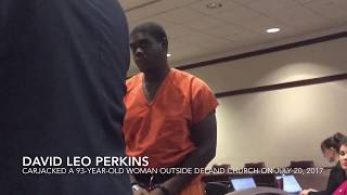 Man who carjacked 93-year-Old DeLand woman sentenced to life
