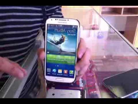 Unlocking Samsung Galaxy S4