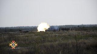 Перші навчання бригади резерву Збройних Сил України