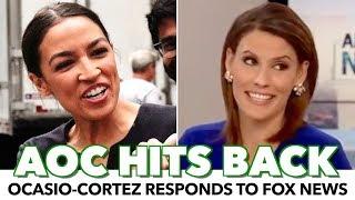 Ocasio-Cortez Responds To Fox News' Laughing Critique Of Her