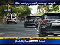 CM Jagan stops convoy, allows ambulance to pass