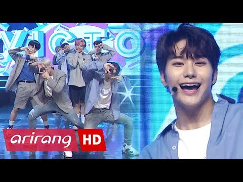[Simply K-Pop] VICTON(빅톤) _ UNBELIEVABLE(말도 안돼) _ p.282 _ 091517
