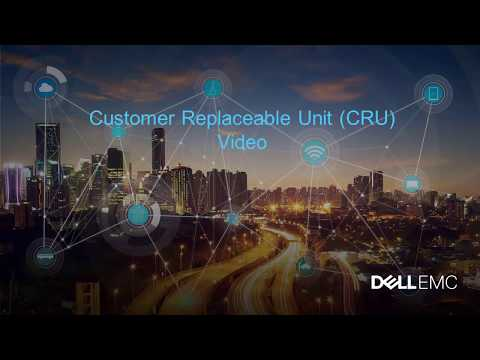 VNXe: CRU VIDEO VNXe1600 DPE Power Supply