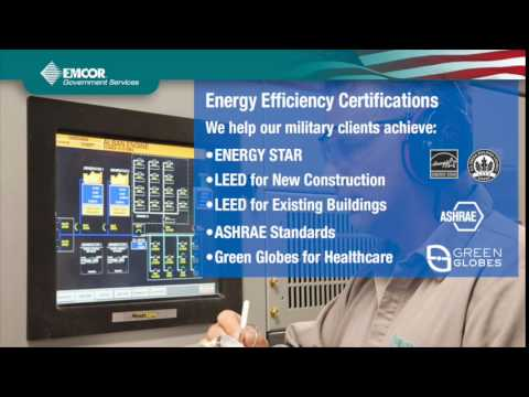 Capabilities Video for EMCOR Government Services