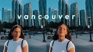 a day in my life in VANCOUVER! holiday vlog ☆