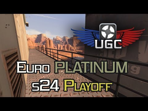 UGC EU HL S24 Plat Playoffs R1: quack vs. Kebab Police