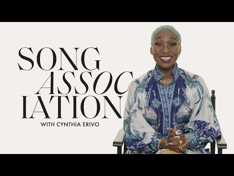 Cynthia Erivo Sings Prince, Mary J. Blige and Brandy in a Game of Song Association   ELLE
