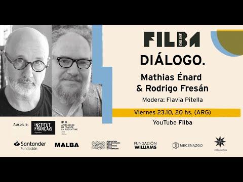 Vidéo de Rodrigo Fresán