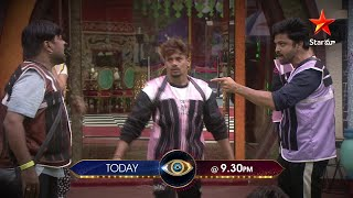 Task fight between Amma Rajasekhar and Sohel- Bigg Boss Te..