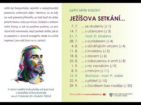 Ježíšova setkání s učencem