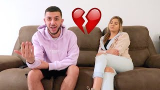 Did we cheat on each other? *The Truth*