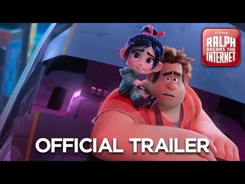 Ralph Breaks the Internet | Official Trailer 2
