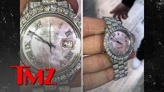 Danielle Bregoli Gifted First Rolex Watch for 16th Birthday   TMZ