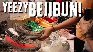 Yeezy Bejibun di Jakarta Sneaker Day!