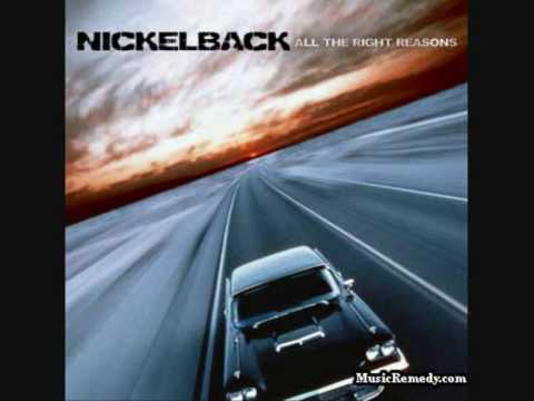 Nickelback - Saturday Night's alright for Fighting (GOOD QUALITY)