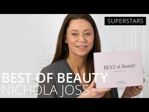 feelunique.com & Feel Unique Voucher Code video: Nichola Joss' Best of Beauty Box | SUPERSTARS | Feelunique