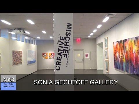 NATIONAL ACADEMY MUSEUM - Sonia Gechtoff Gallery