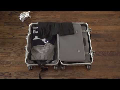 City in a Suitcase: Packing Up NYC with Harry Allen