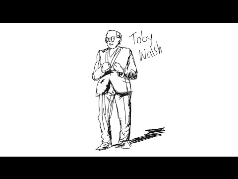 Toby Walsh: Computers making life or death decisions