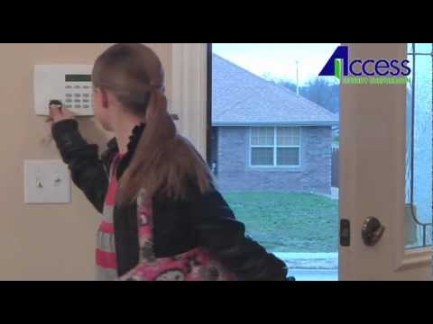 Great Burglar Alarm Systems from Access Security