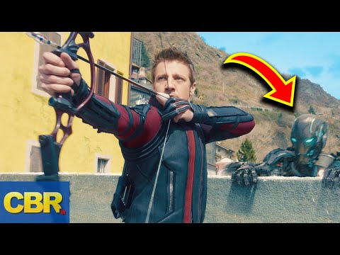 Small Details In The Previous Marvel Avengers Movies That Hint At Endgame
