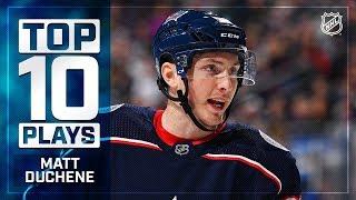 Top 10 Matt Duchene plays from 2018-19