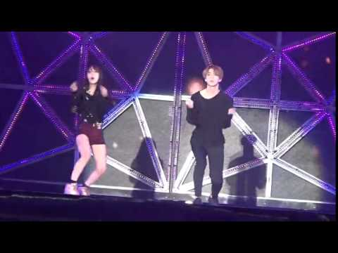 141018 SMT Sehun BoA - Only one