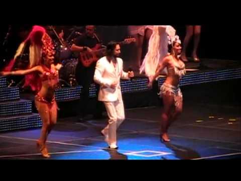 Marco Antonio Solis - Mas que tu Amigo ( Movistar Arena, Santiago de Chile - 21.11.2009 ) DVD