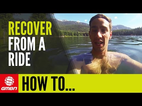 How To Recover After A Ride | Mountain Bike Training