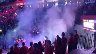 2017 Nebraska Cornhusker Volleyball - Welcome Home