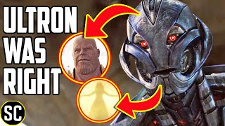 AVENGERS: Why Ultron Was Right (And Knew About The Scarlet Witch!)