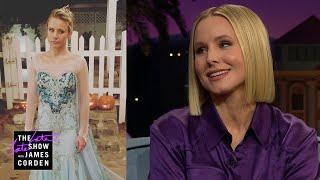 Kristen Bell Had Dressed as Elsa, Not Anna, Before Crosswalk
