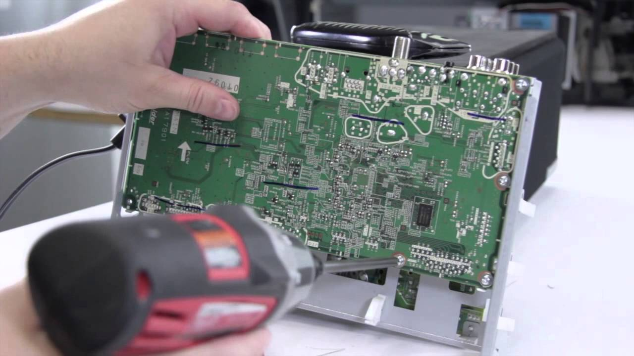 Common Issues On Samsung Tv Main Board - #GolfClub