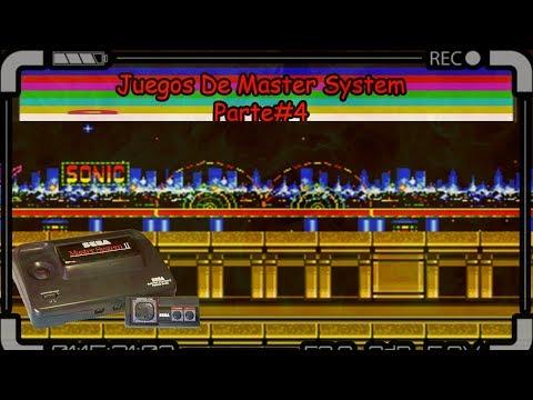 ➡Directo Juegos de Master System 4 ⬅