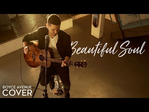 Beautiful Soul -  Jesse McCartney (Boyce Avenue acoustic cover) on Spotify & Apple