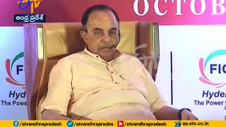 Subramanian Swamy says FM Jaitley knows nothing about econ..