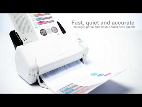Brother UK ADS-2200 Desktop Document Scanner