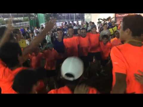 Festa de São Paulo após conquista da Copa das Federações