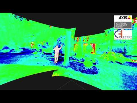 Coherent Synchro - Axis Thermal Camera Stitching Software