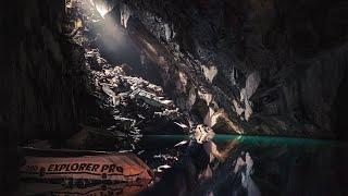 Found 1000's of Cars Deep Underground