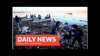 Daily News - 155 dead in landslide, Typhoon Mangkhut in the Philippines
