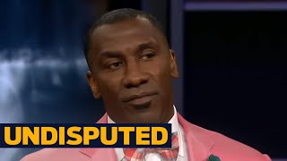 Shannon Sharpe: 'I love Shaq, but I'm disappointed in his career' | UNDISPUTED