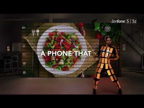 The Intelligent AI Camera - ZenFone 5   ASUS