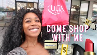 COME MAKEUP SHOPPING WITH ME !! (FOR BEGINNERS) | ULTA VLOG